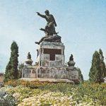 """Monumentele Botoşanilor, Grupul Statuar ,,Compania de mitraliere maior Ignat în atac"""""""