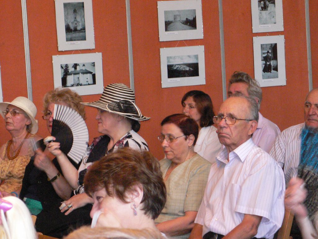Lansare carte Moisoiu, Foto Agata,2