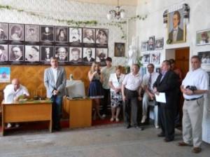 Copy of Imagine din Salonul de literatur-â, art-â +ƒi muzic-â al Societ-â+úii ,,Mihai Eminescu''