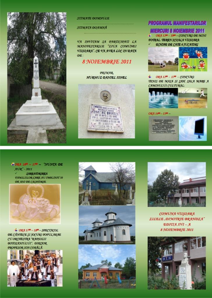 program viisoara misorat