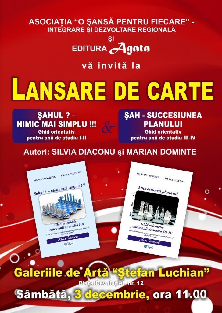 Copy of afis, invitatii lansare sah