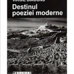 """Semnal editorial: """"Destinul poeziei moderne"""""""