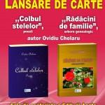Lansare de carte, 5 mai 2012