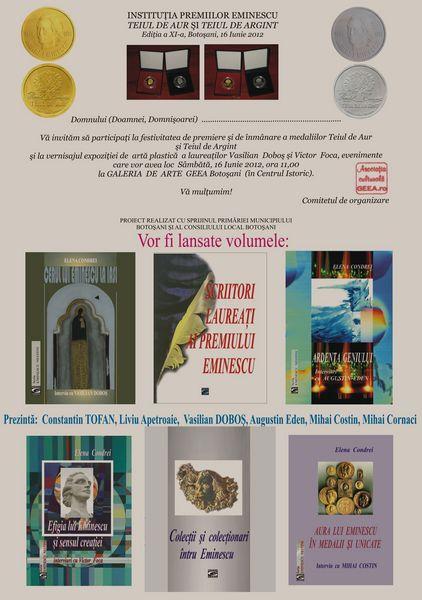 INVITATIE , 16 IUNIE 2012,Condrei [800x600]