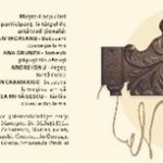 """INVITAȚIE LA ,,ZILELE EMINESCU - 15 IUNIE 2012"""""""