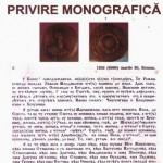"""ARISTIDE  ZUB, """"VÂRFUL CÂMPULUI.  PRIVIRE  MONOGRAFICĂ"""""""