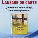 """,,CĂRȚILE REVISTEI LUCEAFĂRUL"""" - LANSARE - PRIMA CARTE"""
