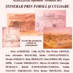 """,,ITINERAR PRIN FORMĂ ŞI CULOARE"""", O EXPOZIȚIA LA GALERIILE DE ARTA ,,ȘTEFAN LUCHIAN"""""""