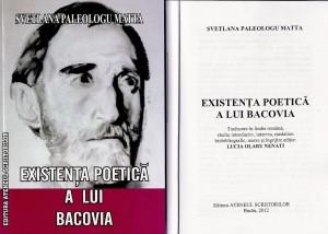 Coperta carte Existenta poetica a lui Bacovia, 2012 [1280x768]