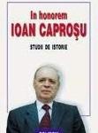 Ioan Caproșu - membru de onoare al Academiei Române