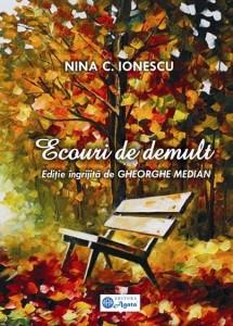 Ecouri de demult, Nina C. Ionescu, coperta [800x600]