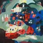 POEME ÎN LUMINĂ ŞI CULOARE(7). PORTRET DE ARTIST – ANGELA TOMASELLI