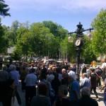 Istoricul Ionel Bejenaru - în ultimul drum pe la Muzeul Judeţean Botoşani
