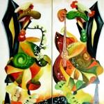 POEME ÎN LUMINĂ ŞI CULOARE (11). PORTRET DE ARTIST – MARIANA OROS