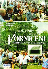 monografie Vorniceni