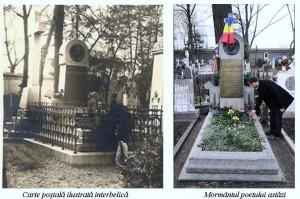 Mormantul lui Eminescu