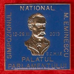 Salonul-National,Mihai Eminescu