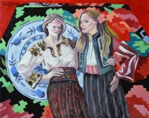 Tinere fete din Bucovina [800x600]