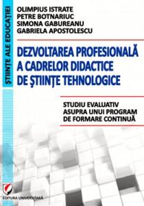 O-Istrate,Dezvoltarea-profesionala,2013