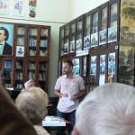 Lansare de cărți. Paul Mircea Iordache, un grefier al Interogatoriului în fața Istoriei