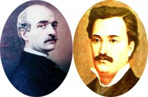 Alecsandri+Eminescu
