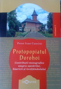 Canciuc,Ioan,PrDorohoi