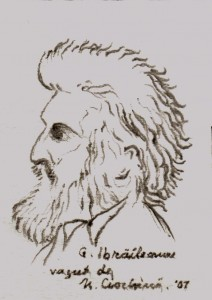 Garabet Ibraileanu, Ciochina