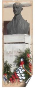 Aurel,Vlaicu-Statuie