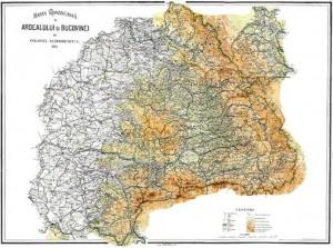 Bucovina, Transilvania, Banatul, Crişana, Maramureşul, unite cu Regatul României în noiembrie – decembrie 1918