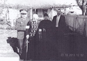 Iancu Biciuşcă, Mihai Dragutu, foto 1