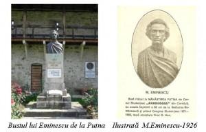 Bust-Eminescu,Putna,Iosub