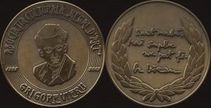 medalie grigore vieru