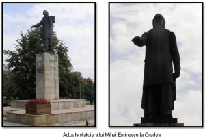Actuala Statuie-Oradea,by Novac