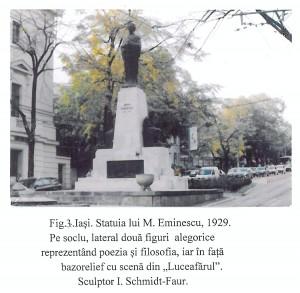 Statuie,Iasi,pv-Domnisoru