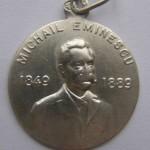 Eminescu – prima medalie comemorativă