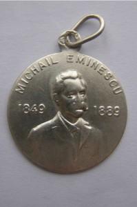 Eminescu,orima-medalie