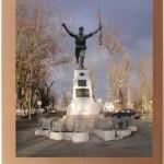 """Un IMN închinat EROILOR din primul Război Mondial: """"PESTE  CULMI"""" (Regimentul """"8 Vânători"""", Botoșani și """"29 Infanterie"""", Dorohoi, în Campania din 1916-1918)"""