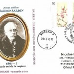 Mihai Eminescu în amintirea botoșănenilor: Valdimir Șaradin
