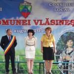 Sărbătoare de  ZIUA  COMUNEI   VLĂSINEŞTI,   cu spectacol de muzică,  dans şi teatru