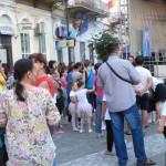 "Colegiul Național ,,A.T.Laurian"" din epocă, la September Fest - 2014, Botoșani"