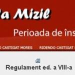 """Festivalul literar internaţional """"Romeo şi Julieta la Mizil"""", ediţia a VIII-a"""