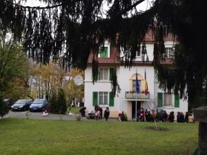 La vot, in Geneva - 1