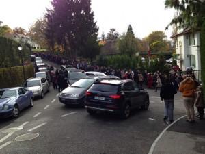 La vot, in Geneva - 2