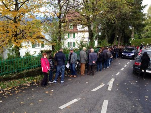 La vot, in Geneva - 3
