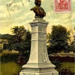 COMEMORAREA LUI MIHAI EMINESCU, 25 ani de la moarte-15 iunie 1914- Botoşani