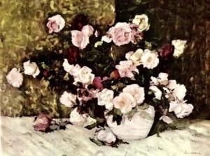 Cosmina,trandafirii
