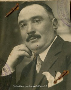 Gugoasa,Stefan Gheorghiu