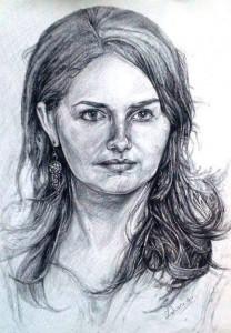 Cosmina,pictata