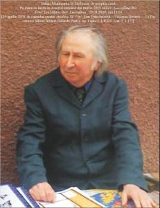 Mihai Munteanu, 19042009
