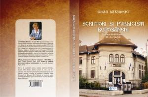 Scriitori si publicisti botosaneni, Silvia Lazarovici, coperta 5 (Copy)